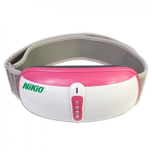 Video review đai massage bụng xoa bóp rung lắc giảm mỡ cao cấp Nikio NK-169