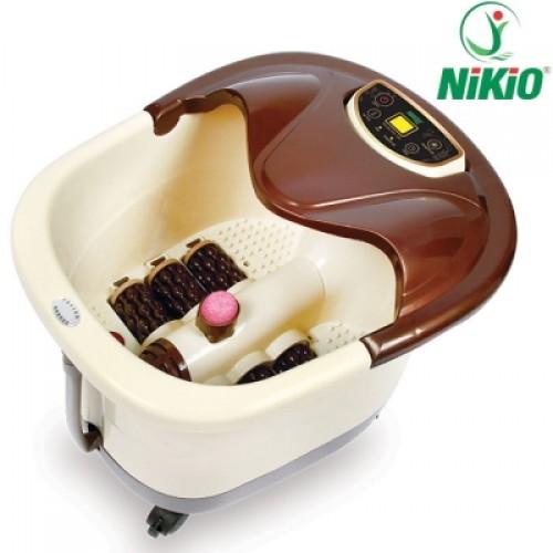 Video giới thiệu bồn ngâm massage chân cao cấp Nikio NK-195 - 4in1 - giải trừ phong thấp, tê bì, đau mỏi chân