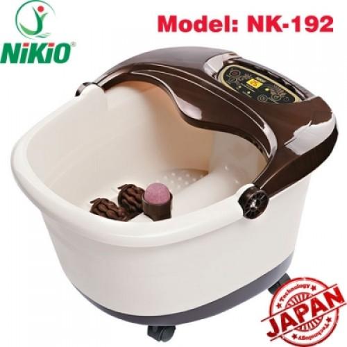 Video giới thiệu bồn ngâm chân massage cao cấp Nhật Bản Nikio NK-192 - Lựa chọn hoàn hảo để bảo vệ đôi chân