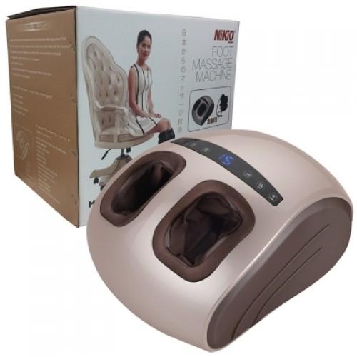 Video giới thiệu máy massage chân áp suất khí 2in1 Nikio NK-188