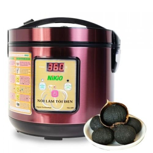 Video giới thiệu nồi làm tỏi đen gia đình Nikio NK 688 giúp làm tỏi đen đơn giản tại nhà